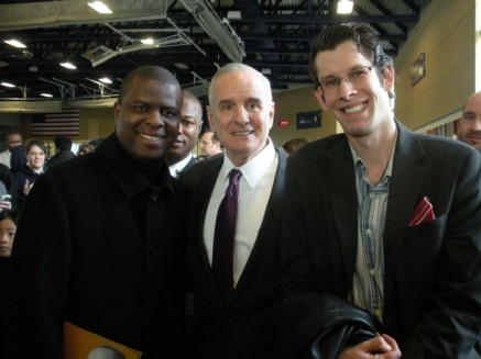 Jan 2015 Gov Dayton MLK Event
